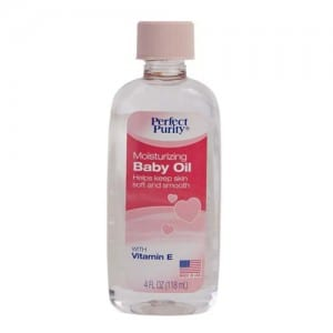 Baby Oil with Aloe Vera and Vitamin E Image