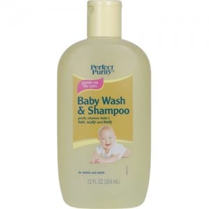 12 OZ BABY BATH Image