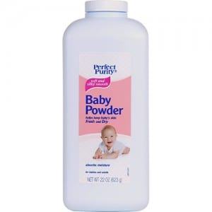 22 OZ BABY POWDER Image