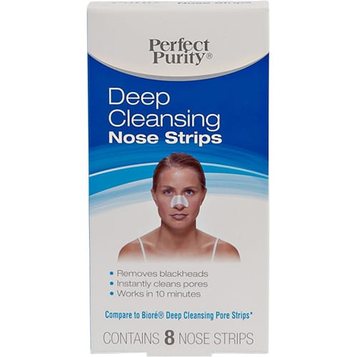 8 CT. DEEP CLEANSING NOSE STRIPS Image