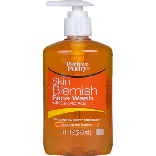 8 OZ SKIN BLEMISH FACE WASH WITH SALICYLIC ACID Image