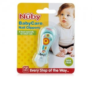 BABYCARE NAIL CLIPPERS Image