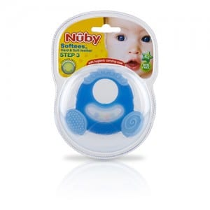 SOFTEES TEETHER W CASE Image