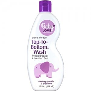 BABY LOVE TOP-TO-BOTTOM WASH Image