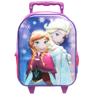 "Frozen 11"" Trolley Bag Image"