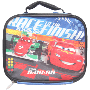 Cars Lunch Bag with Accessories Image