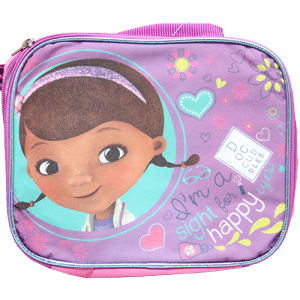 Doc McStuffins Lunch Bag with Accessories Image