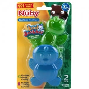 KOOL SOOTHER WATER-FILLED TEETHER Image