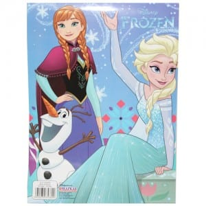 Frozen Drawing Book Image