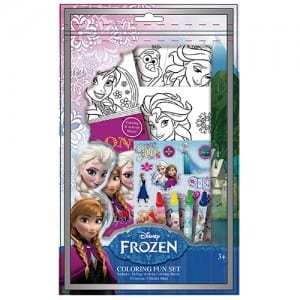 Frozen Colouring Fun Set Image
