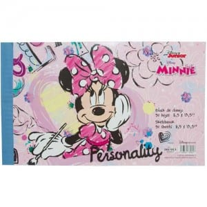 Minnie Mouse Sketchbook Image