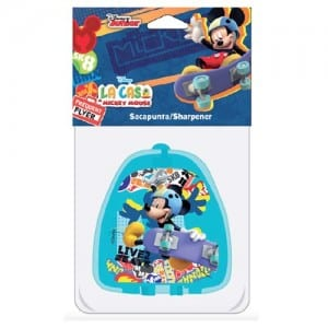 Mickey Mouse 3 Hole Sharpener Image