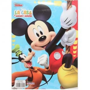 Mickey Mouse Drawing Book Image