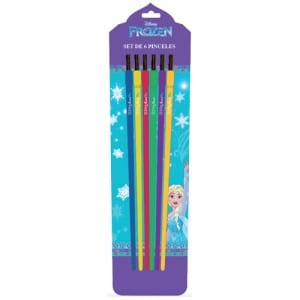 Frozen 6 PCs Brush Set Image