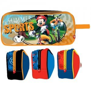 Mickey Mouse Junior Pencil Case Image