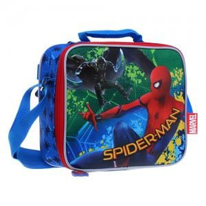 Spider-Man Homecoming Lunch Bag Image