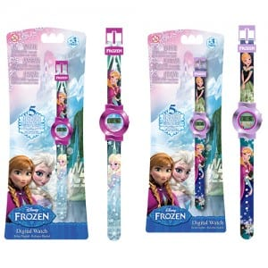 Frozen Digital Watch Image