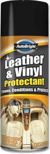 LEATHER AND VINYL PROTECTANT Image