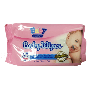 BABY WIPES PINK Image