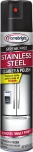 STAINLESS STEEL CLEANER 9.5OZ Image